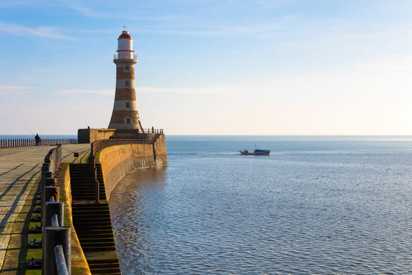 Sunderland Roker lighthouse